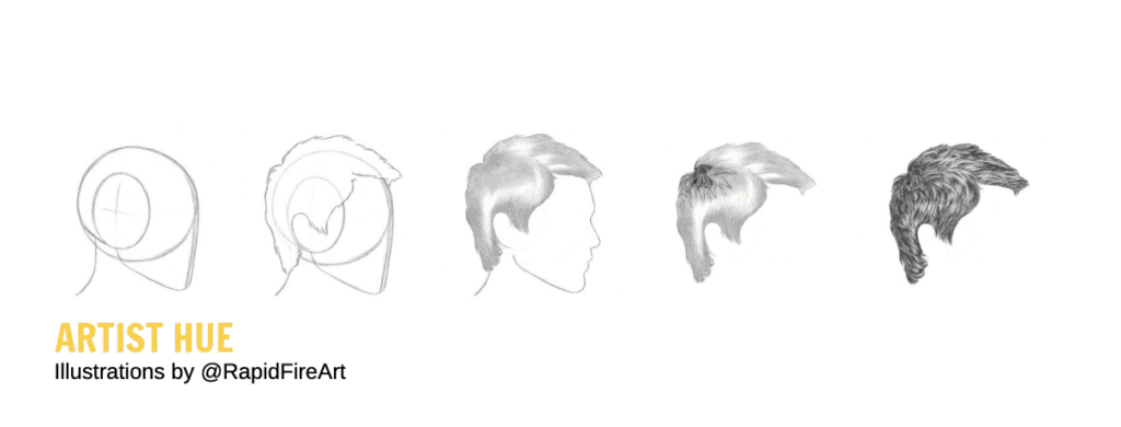 How To Draw A Realistic Nose Rapid Fire Art