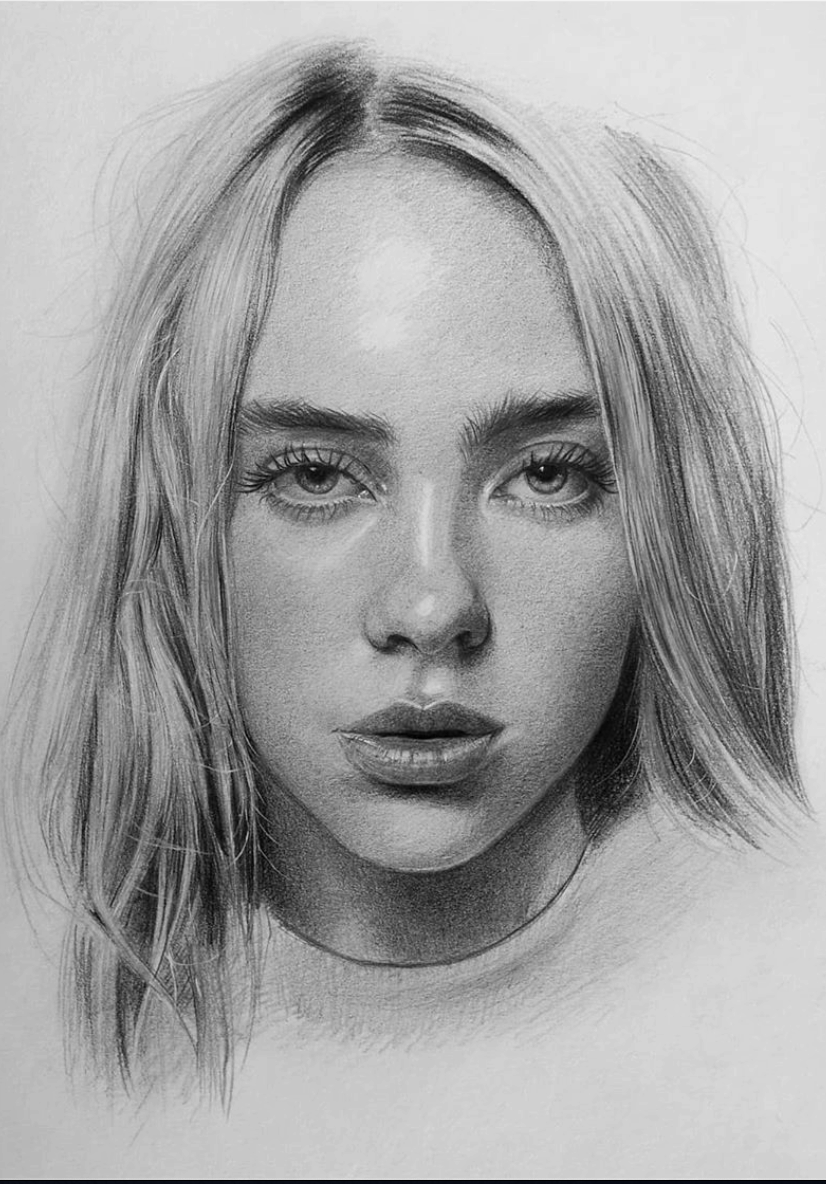 How To Draw Hair Easy To Follow Instructions In Pencil Realistic